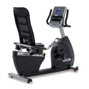 Spirit 10-6071 XBR95 Semi-Recumbent Fitness Bike